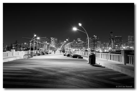 Dallas Footbridge.